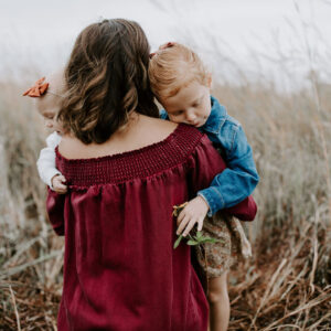 When I Fall Short as a Mom, Please Know It's Not You, It's Me