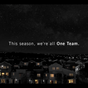 "Budweiser's Emotional Ad Reminds Us: ""This Season, We're All One Team."""