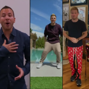 They're Baaaack! Backstreet Boys Release a Quarantine Music Video and it's All We Ever Needed