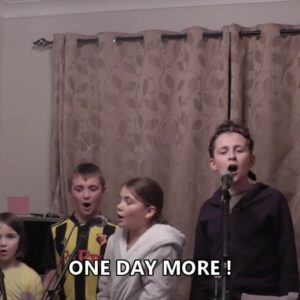 "The Funniest Family On Facebook Crushes ""One Day More"" Parody"