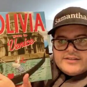 Josh Gad Reading Kids' Books on Twitter (With Voices!) is the Therapy We All Need