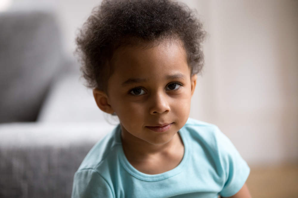 Little boy toddler