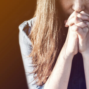 When You've Come to the End of Yourself—Pray