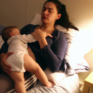 To the New Mom At Home When it All Feels Unknown
