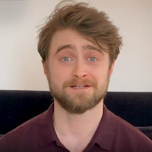 Accio, Wand! Watch Real-Life Harry Potter Daniel Radcliffe Reading the Book That Started it All