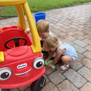 5 Simple (But Genius!) Play Activities For Toddlers At Home