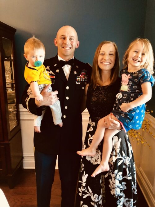 What I Didn't Know When I Became a Military Spouse