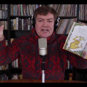 This Guy Rapping Dr. Seuss Books to Dr. Dre Beats is Straight FIRE
