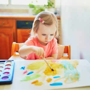11 Activities To Keep Preschoolers Busy At Home