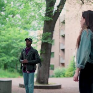 This Impromptu Duet Between a Student and a Stranger Will Give You Chills