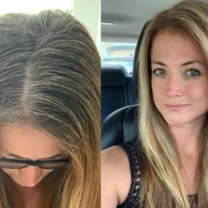 I Covered Up My Gray Hairs, But What Happened To the Silver Linings?