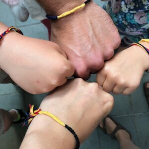 The Power of a 'Together Bracelet'