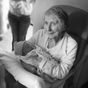 A Grandmother Leaves an Imprint of Love