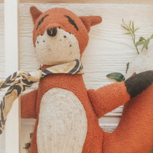The Chronicles of Motherhood and Mr. Fox