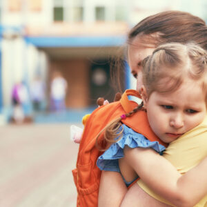Dear Kindergarten Mama, I Know Your Heart is Hurting