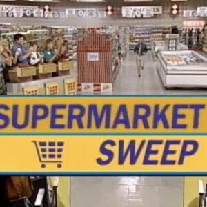 Supermarket Sweep is On Netflix So Let's BINGE, 90s Kids!