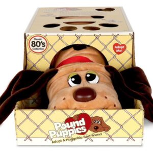 Pound Puppies Are Back and My Inner Child Needs Them ALL!