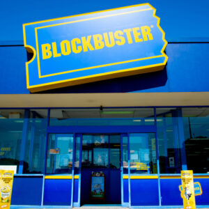 Blockbuster Tweets For the First Time in Years—And We are HERE For it