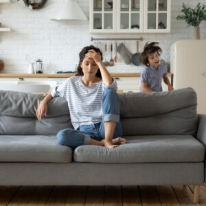 I Wanted a Big Family —But I've Reached My Mothering Limit