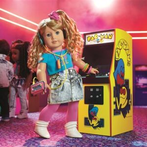 The New 1980s American Girl Doll is Super Gnarly (No DUH) and I Want Her For ME