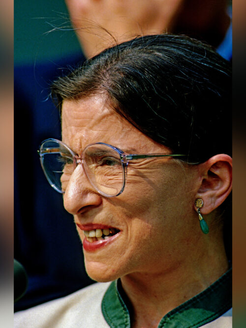 2020 Delivers Another Blow: RBG Dies at 87