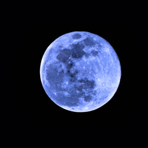 Halloween Will Have a Rare Blue Moon This Year, Because 2020