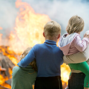 Does Your Family Know What To Do in a House Fire? This Important Checklist Could Make All the Difference.
