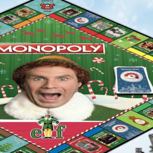 Did Someone Say Elf Monopoly? Pass the Maple Syrup and Sign Me Up!
