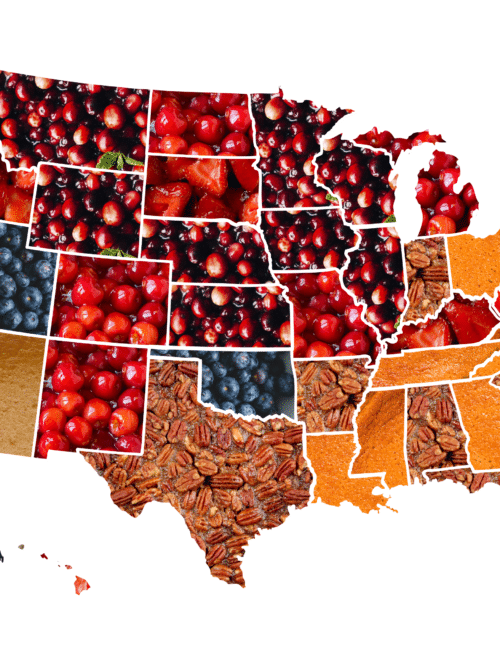 Instagram Released a Thanksgiving Pie Chart of Favorite Types By State—And I Have Questions
