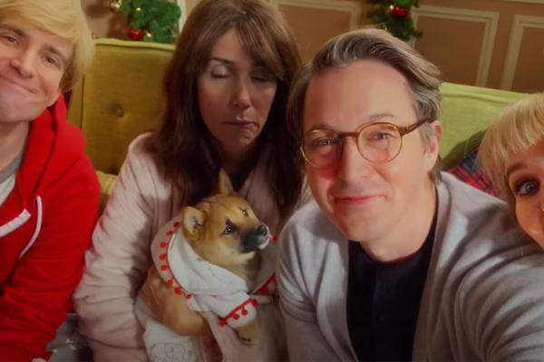 SNL skit Christmas