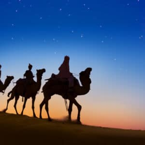 May We Seek Jesus As the Magi Did That Holy Night