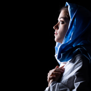 3 Ways Mary Inspires Us To Say Yes To God