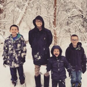 All You Need To Know About Mothering Boys, From a Mom With Four
