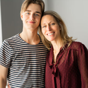 Dear Teenage Son, I'll Never Stop Hugging You