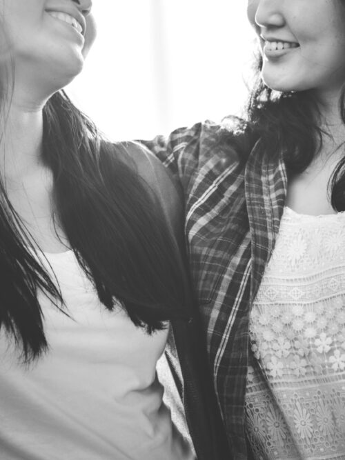 If You Want Good Friends, You Have To Be One First