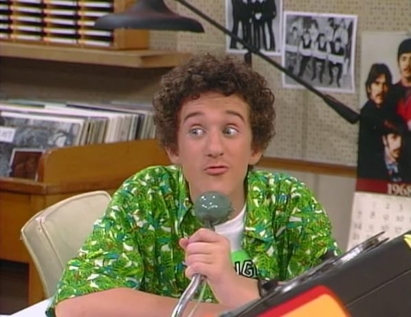Screech on Saved By the Bell