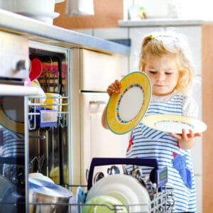 5 Ways To Teach a Toddler To Help With Chores