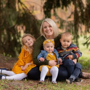 Dear Single Mom, Take the Family Photos