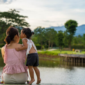 The Fact That You Worry About Being a Good Mom Means You Already Are One