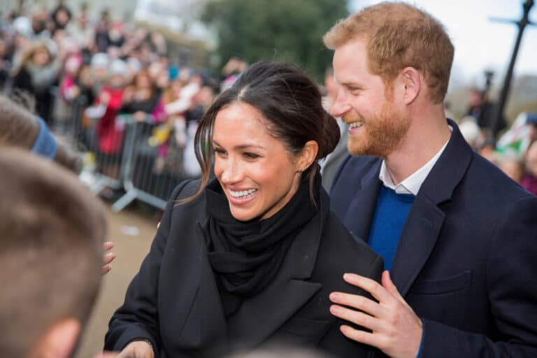 ComposedPix Prince Harry Meghan Markle