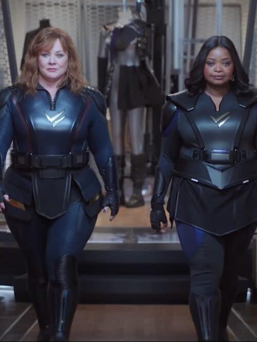 'Thunder Force' Might Not Win Any Oscars, But its Plus-Size Superhero Stars Won My Heart
