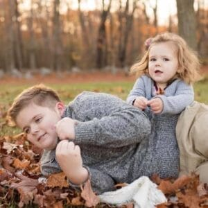 As the Sibling of a Child With Special Needs, She Learns From Him Too