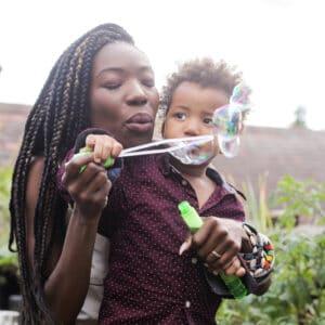 It's OK To Enjoy Motherhood