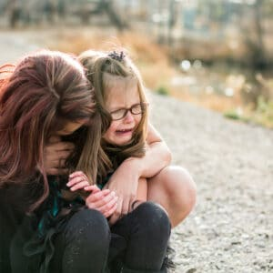 Mothering a Child With Big Emotions is Heavy