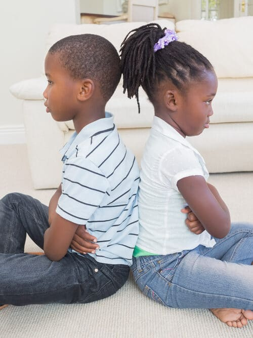 My Kids Fight Because They're Figuring Out How To Love Each Other