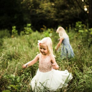 Little Girls Are Pure Magic