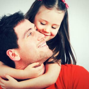 My Husband is the Father My Own Dad Never Was