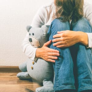 Learning To Live With a Child in Your Heart Instead of Your Arms Hurts