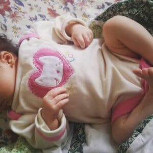 While She Sleeps, I Pray