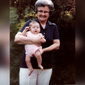 Dear Grandma in Heaven, I Hope I'm Just Like You